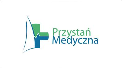 Logotyp Fundacja Przystań Medyczna