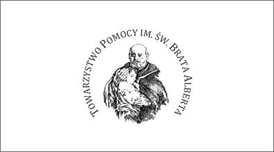 Logotyp Towarzystwo Pomocy im. św. Brata Alberta